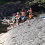 Kids at the River
